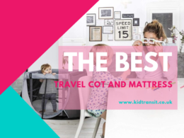 The best travel cot and mattress for 2019