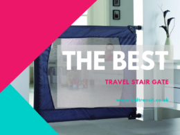The best travel stair gate