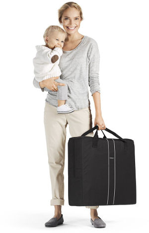 babybjorn travel cot bag