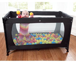 babyway travel cot playpen