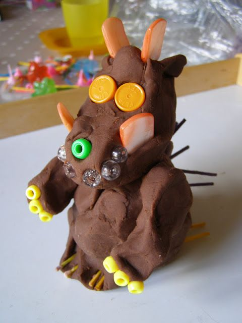 Gruffalo Themed First Birthday Party Games and Activities