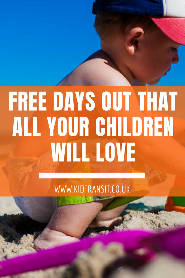 free days out that all your children will love. Loads of ideas for cheap or free things to do with children during the holidays.