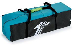 hauck travel cot bag