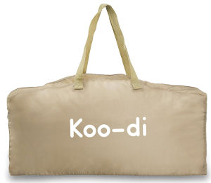 koo-di travel cot bag
