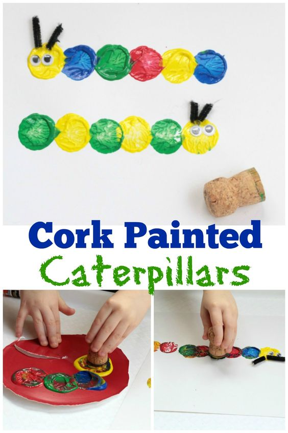 The Very Hungry Caterpillar First Birthday Party Games and Activities 7