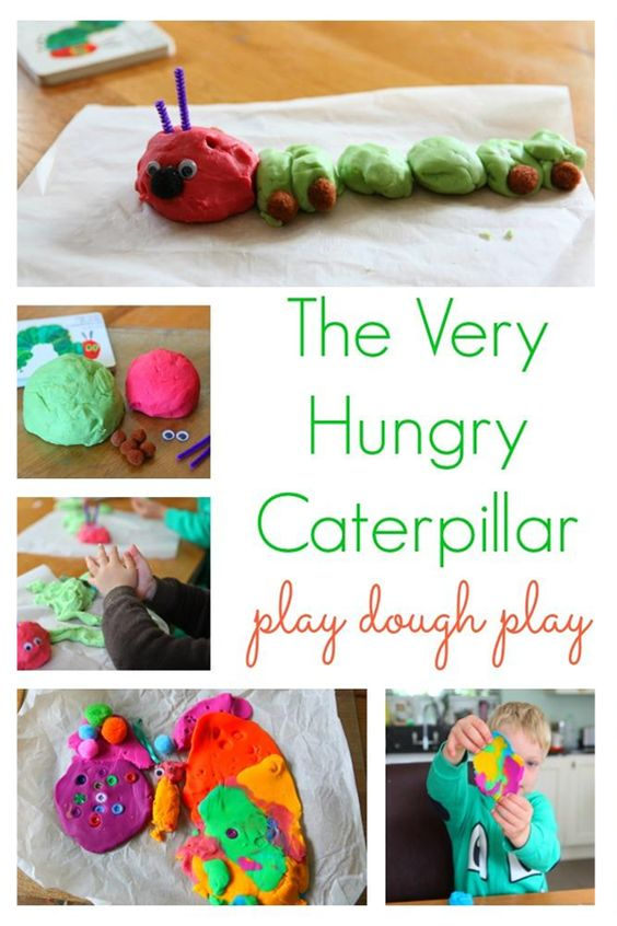 The Very Hungry Caterpillar First Birthday Party Games and Activities 8