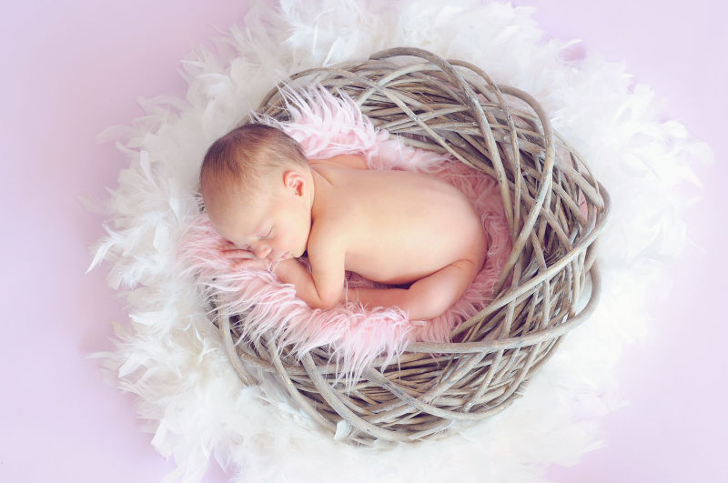 tips on how to get newborn baby to sleep