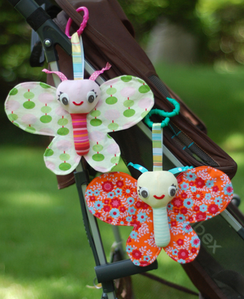 Butterfly First Birthday Favours