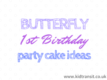 Butterfly Party Cake Ideas