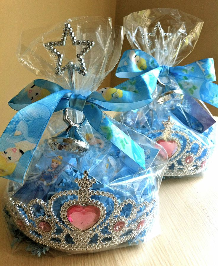 Fairy First Birthday Party Favours