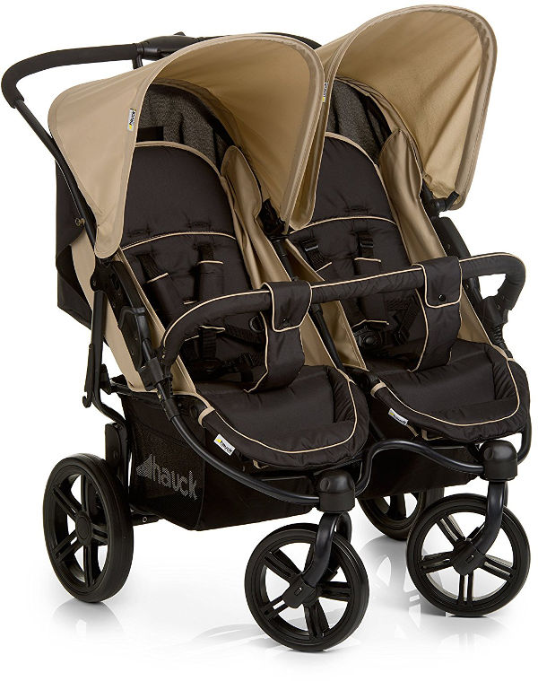 Hauck Roadster Duo Side by Side Double Pushchair