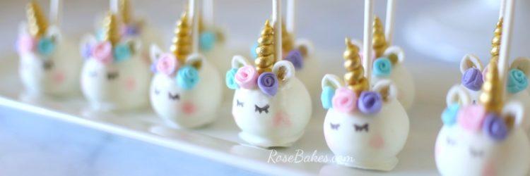 Unicorn First Birthday Party Cakes Kid Transit