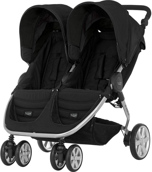 Britax B-Agile Double Pushchair best double pushchairs review