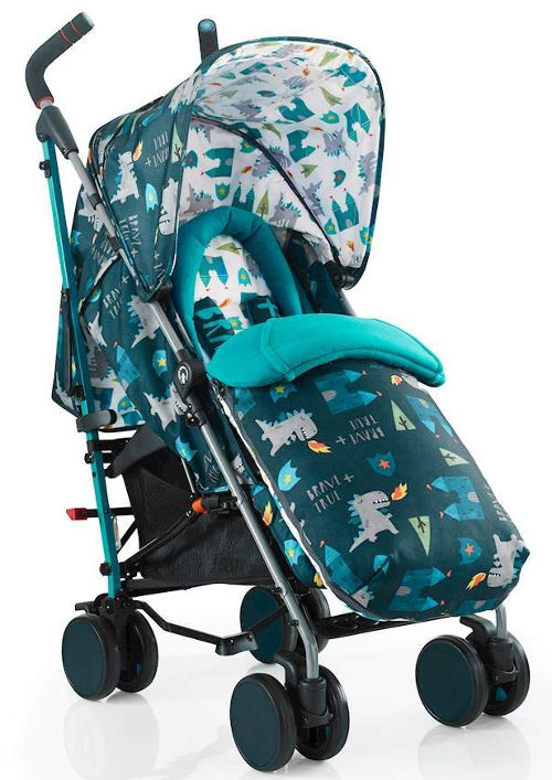 Cosatto Supa Stroller best newborn pushchair