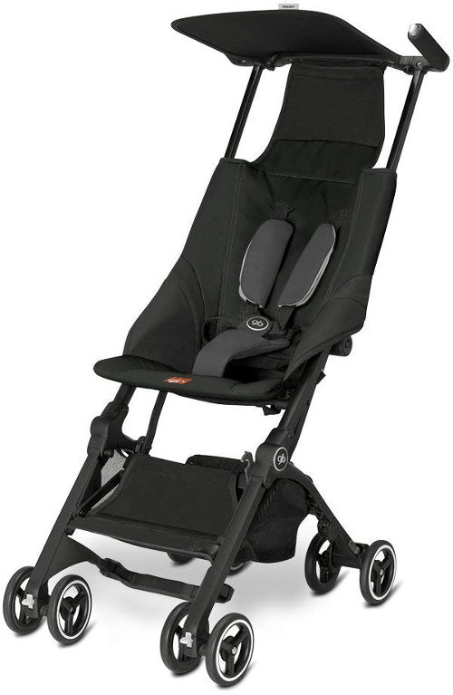 GB Gold Pockit Buggy best lightweight travel pushchair