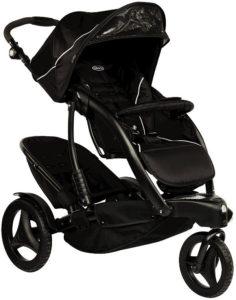 Graco Trekko Duo three wheel stroller