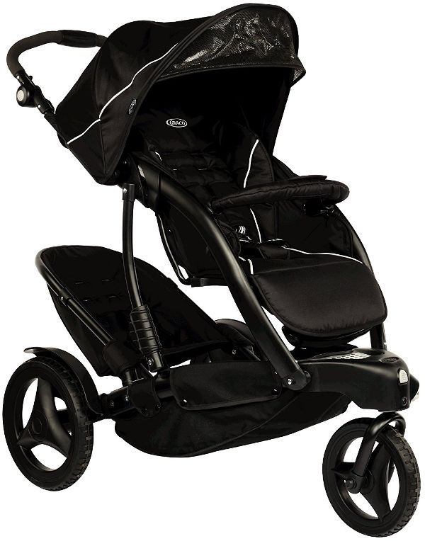 Graco Trekko Duo three wheel stroller
