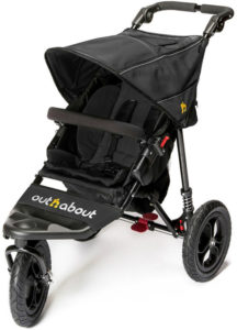 Out N About Nipper all terrain pushchair