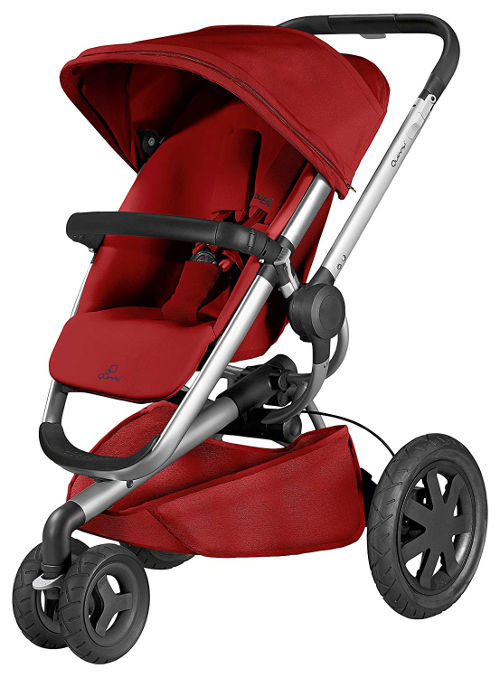 Quinny Buzz Xtra 3 Wheel Pushchair