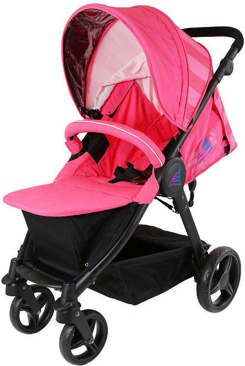 Sail Stroller best pink buggy