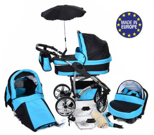 Twing 3 in 1 travel system