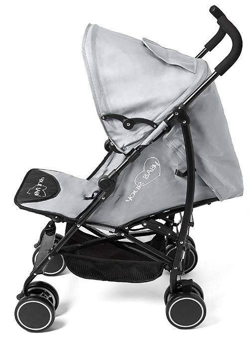 Your Baby California Baby Buggy side