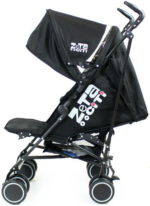 Zeta Citi Stroller side