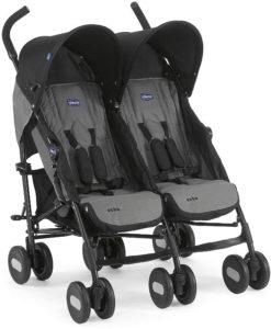 chicco echo twin stroller