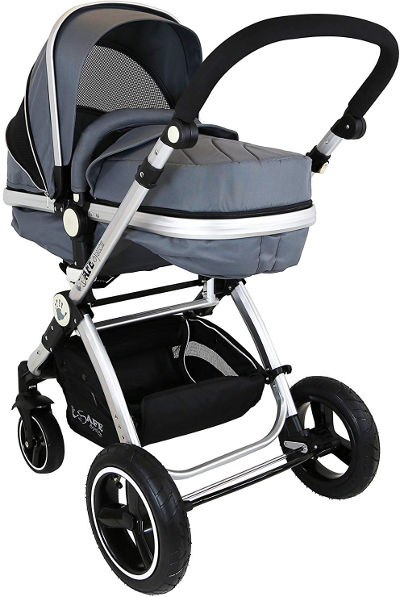 iSafe 3 in 1 travel system car seat