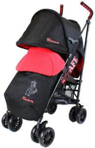 iSafe Racer Stroller