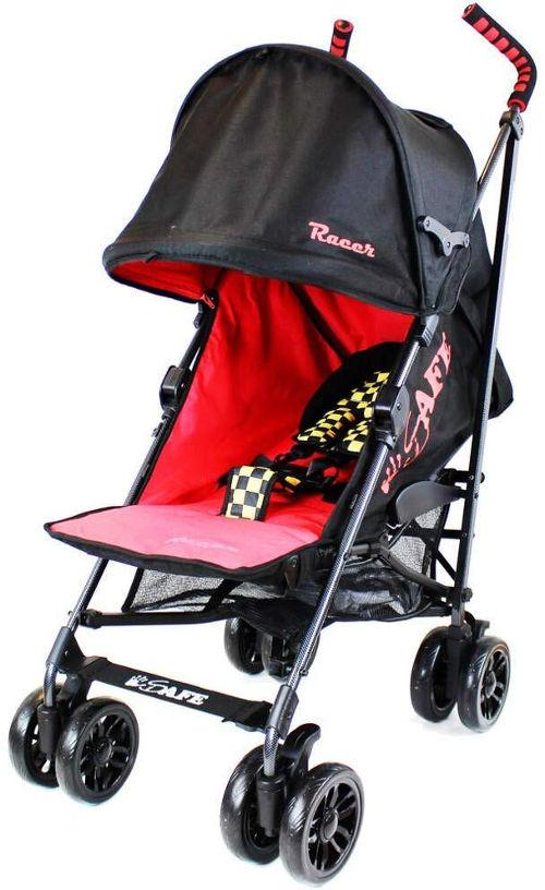 iSafe Racer Stroller seat flat