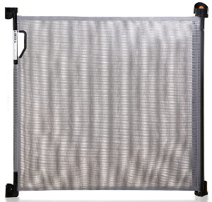 Dreambaby Retractable Safety Gate grey