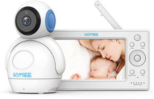 HOMIEE wireless video baby monitor