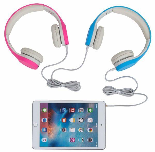 Snug Play+ Kids Headphones sharing port