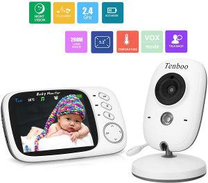 Tenboo baby monitor with camera