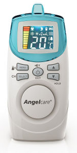 angelcare ac401 movement and sound baby monitor 2