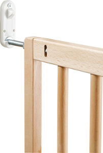 babydan no trip beechwood safety gate mounting