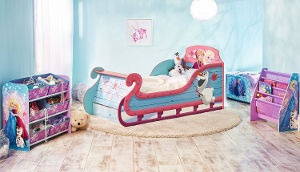 disney frozen toddler bed set