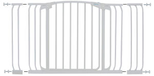 dreambaby chelsea xtra wide gate set