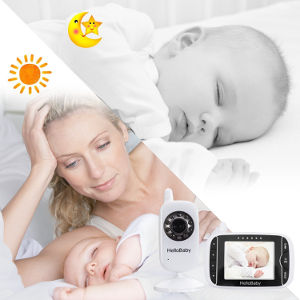 hellobaby hb32 wireless video baby monitor 2
