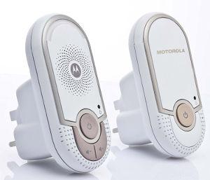 motorola mbp8 audio baby monitor plug