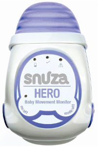 snuza hero se mobile baby movement monitor