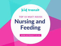 10 must-have nursing and feeding