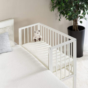 Fillikid Convertible bedside crib