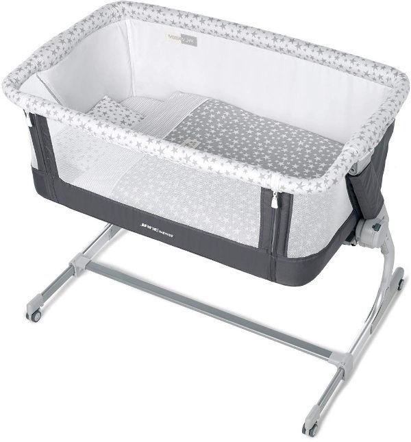 Jane Babyside bedside crib
