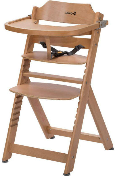 Timba wooden highchair