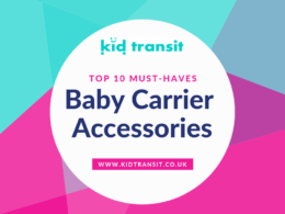 10 must-have baby carrier accessories