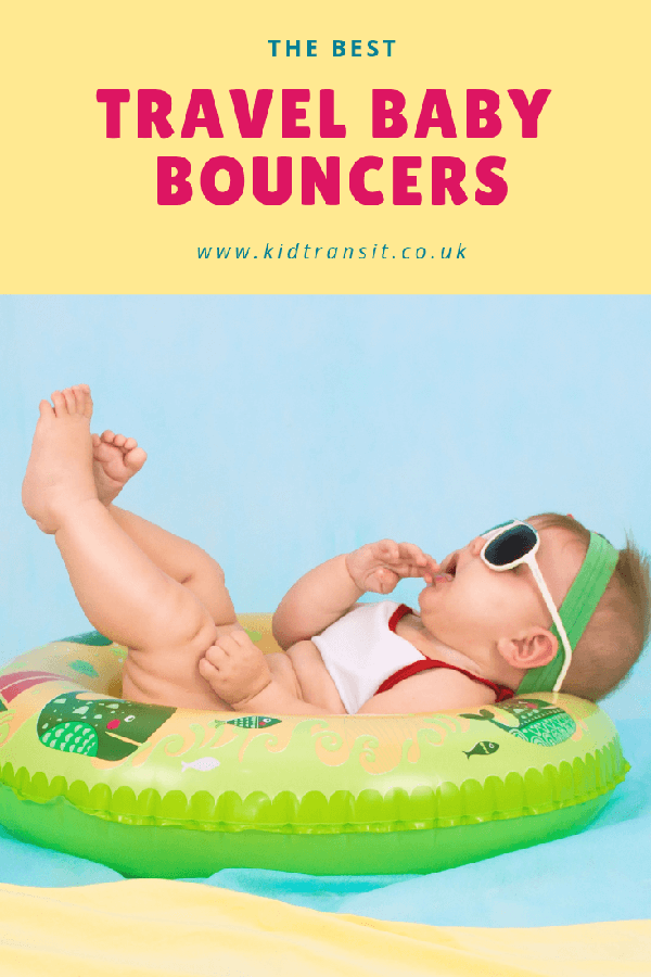 Best travel baby bouncers and rockers to take on holiday