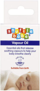 Snufflebabe Vapour Oil