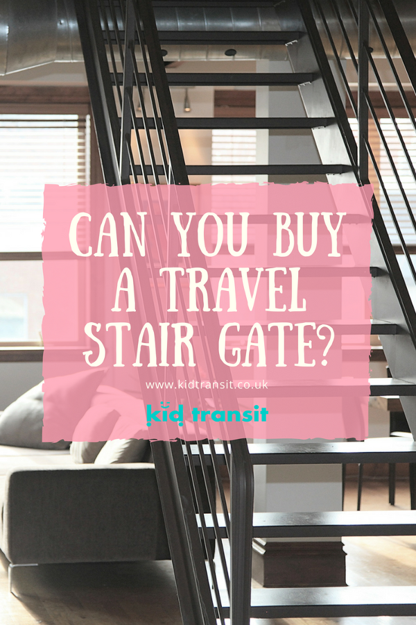 Best travel stair gate to keep your toddler safe on holiday